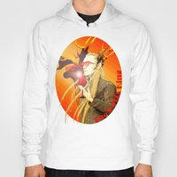thranduil Hoodies featuring Thranduil The Party King by Alice9