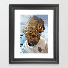 SW#02 Framed Art Print