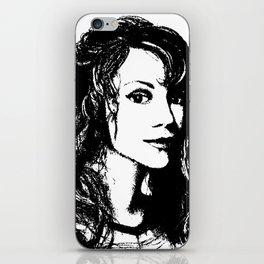 Mariah iPhone Skin