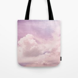 Upon The Clouds Tote Bag