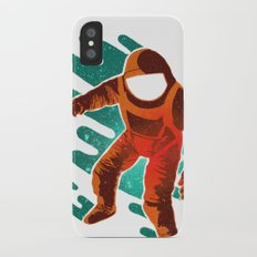 Space Distortion iPhone X Slim Case