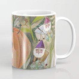 Heavy Lifting Garden Gnomes Coffee Mug