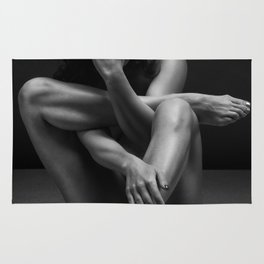 bodyscape Rug