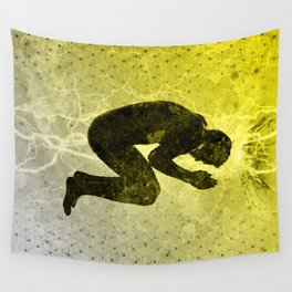 Triggered Wall Tapestry