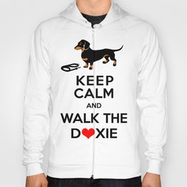 Walk the Doxie Hoody