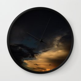 4440 The Gateway Wall Clock