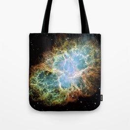 anatomy of an interstellar crab | space #15 Tote Bag