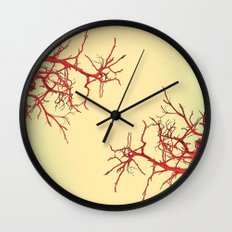 branches#03 Wall Clock