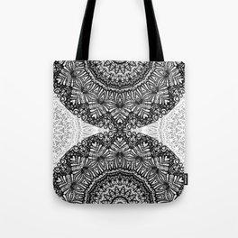 Mandala Mehndi Style G444 Tote Bag