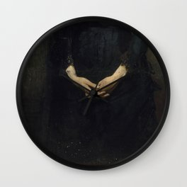 reservation Wall Clock