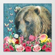 Summer Garden 3 Canvas Print