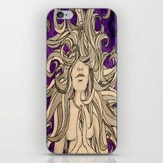 Medusa's Prayer  iPhone & iPod Skin