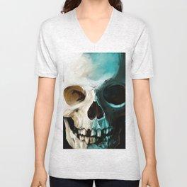 Skull 14 Unisex V-Neck
