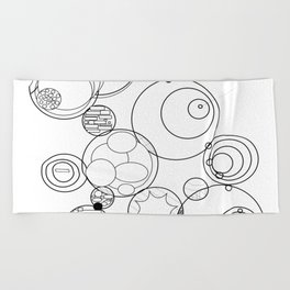 DNA Beach Towel