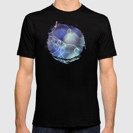 Midnight Dreams   - Light Circles T-shirt