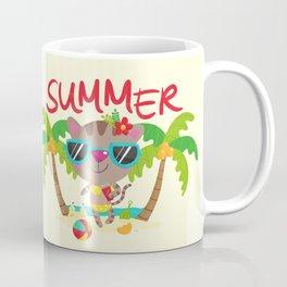 Hello, summer Coffee Mug