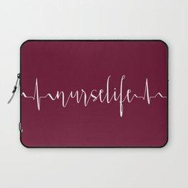 Nurse Life Laptop Sleeve