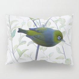 Little Silvereye Pillow Sham