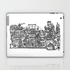 Busy City XI Laptop & iPad Skin
