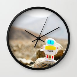 """""""Is this Mars?"""" Wall Clock"""