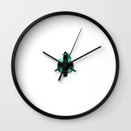 Spacship Wall Clock