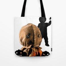Sam: Monster Madness Series Tote Bag
