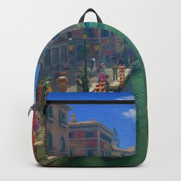 Venice Canal Ultra HD Backpack