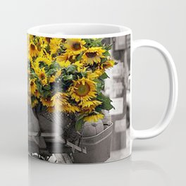 SUNFLOWERS Coffee Mug