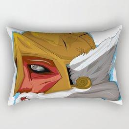 archangel Michael Rectangular Pillow