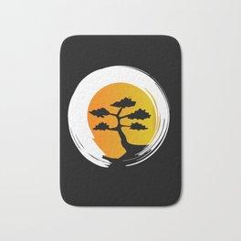 Zen Tree Bath Mat