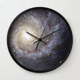Galaxy M74 Wall Clock