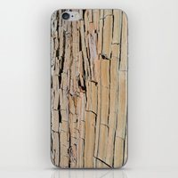 cracked iPhone & iPod Skins featuring Cracked by SSHoward