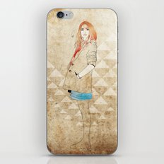 Girl One iPhone & iPod Skin