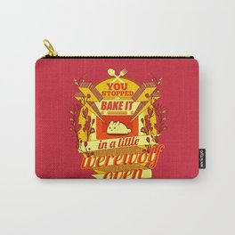 Little Werewolf Oven Carry-All Pouch
