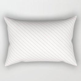 Rose Quartz Stripe Rectangular Pillow