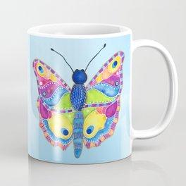Butterfly II on a Summer Day Coffee Mug