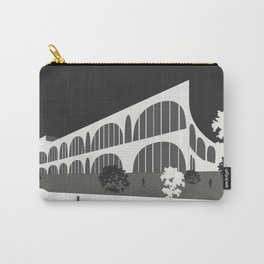 Tama Art University Library / Toyo Ito & Associates Carry-All Pouch