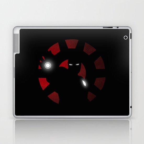 SuperHeroes Shadows : Iron Man Laptop & iPad Skin