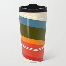 Untitled VIII Metal Travel Mug
