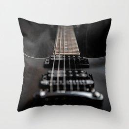 FRETBOARD JOURNEY Throw Pillow