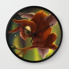 Baby Griffin Wall Clock