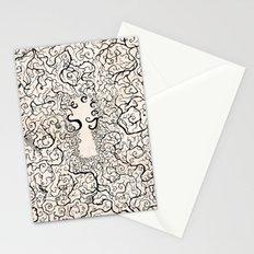 Parchment Secret Stationery Cards