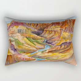 Grand Canyon National Park Rectangular Pillow
