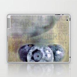 Blueberry Art Laptop & iPad Skin