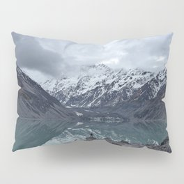 snow capped Pillow Sham