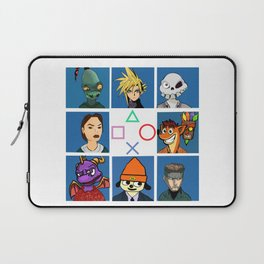 The PS1 Bunch V2 Laptop Sleeve