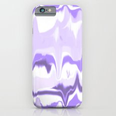Marbled in orchid Slim Case iPhone 6s