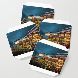 Tea house Juifen Coaster