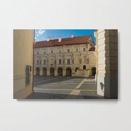 Vilnius university Metal Print