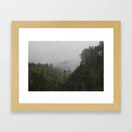 Fenil Framed Art Print